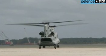 Indian Air Force inducts Boeing Chinook multi-mission helicopter 10