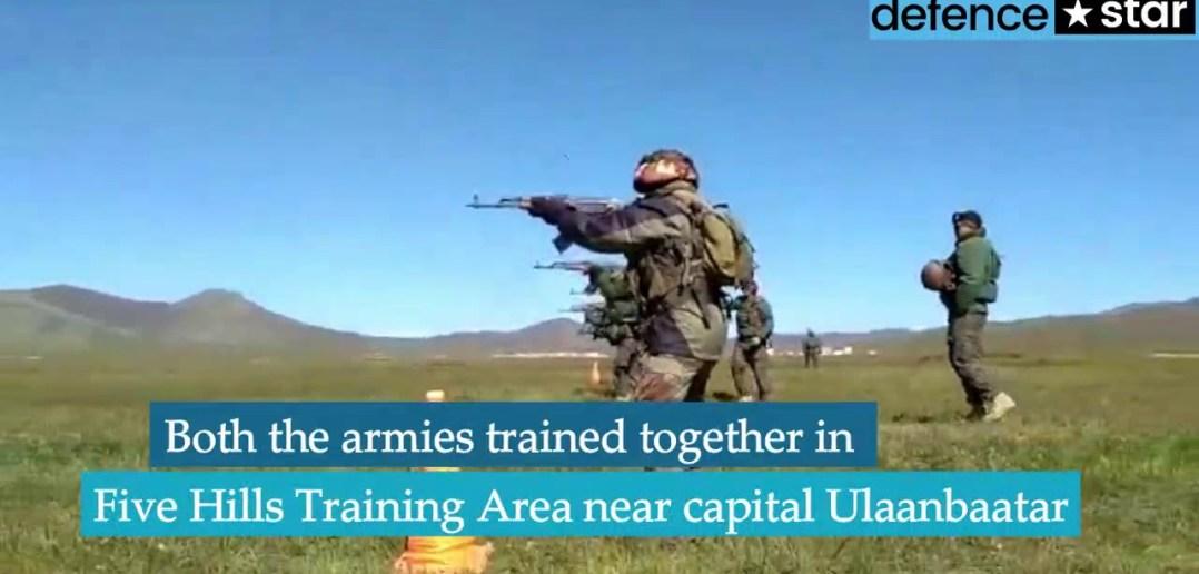 India, Mongolia conduct Nomadic Elephant-2018 military exercise 17