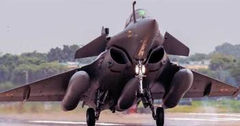 Photo: IAF Rafale Ambala Airbase