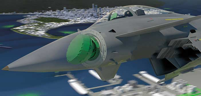 Hesoldt Eurofighter Radar
