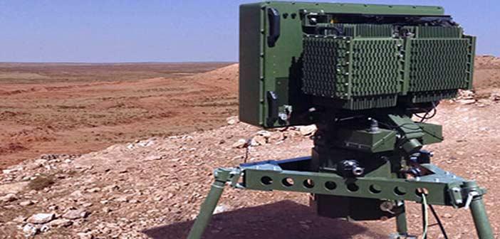 Photo HENSOLDT SPEXER 2000 Radar