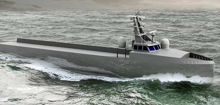 L3Harris, US Navy, Unmanned Surface Ship