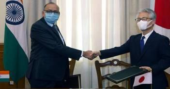 India Japan Military Logistics Agreement