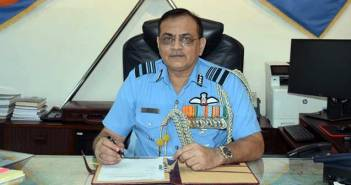 IAF Indian Air Force Air Marshal Amit Dev