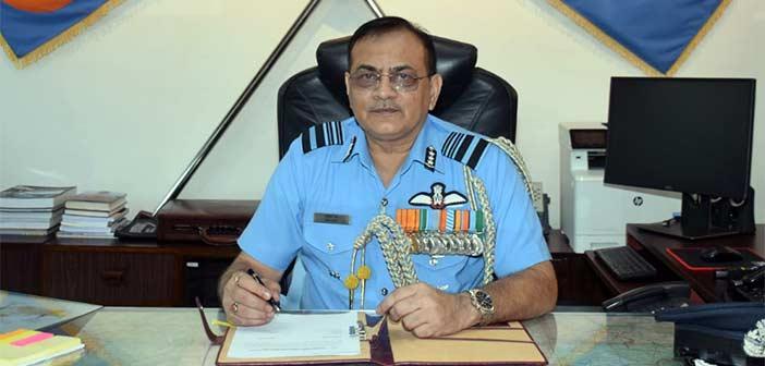 IAF Indian Air Force Air Marshal Amit Dev
