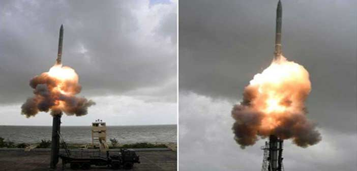 Photo India DRDO Supersonic Missile Assisted Release of Torpedo