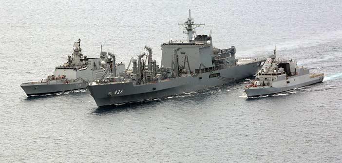 Malabar Naval Exercise 2020