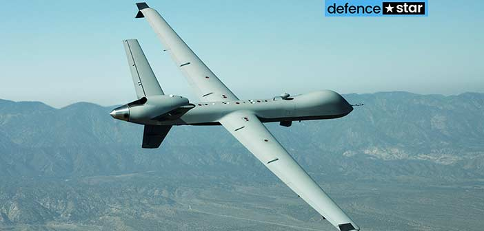 Indian Navy MQ-9B Predator Sea Guardian Drone