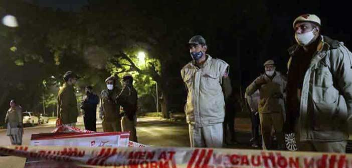 Delhi blast.