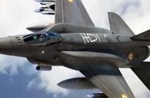 Lockheed Martin F-21 Jet