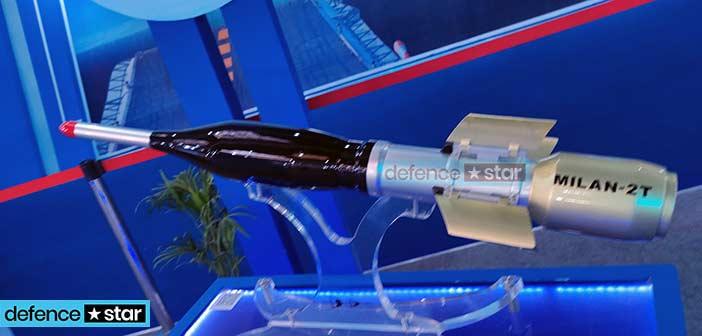 Milan-2T anti tank guided missile ATGM