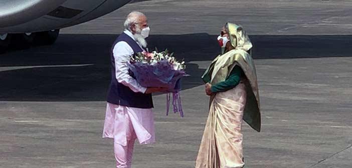 PM Modi Bangladesh visit