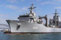Royal Australian Navy, Navantia HMAS Supply