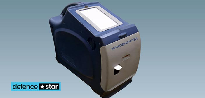 Nanosniffer Explosive Detector