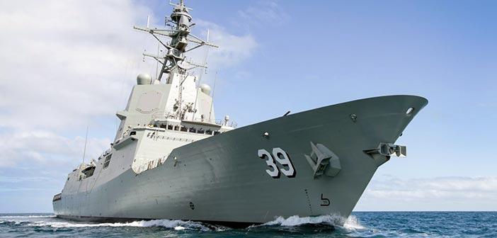 Royal Australian Navy, Navantia HMAS Hobart