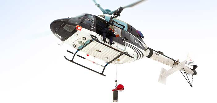 Russian Helicopters Ansat helo
