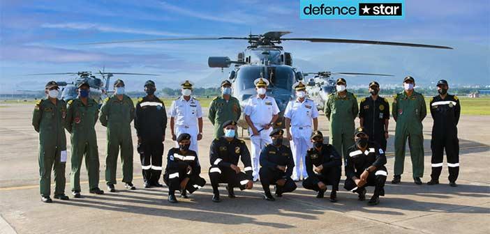 India Navy, INS Dega, Advance Light Helicopter, ALH MK-III