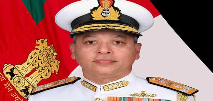 Indian Navy Vice Admiral Rajesh Pendharkar