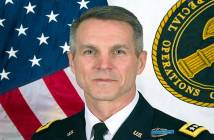 General Richard Clarke US Special Operations Command.