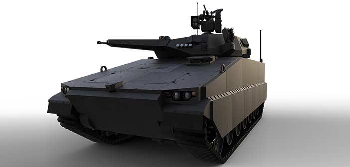 Hanwha Redback Infantry Vehicle (IFV).