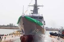 Navantia Saudi Navy HMS Jazan