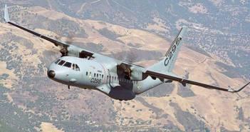 Airbus C-295 MW Aircraft