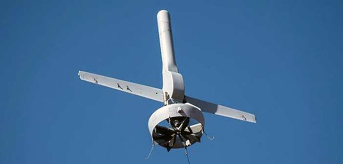 Northrop Grumman Martin UAV's Unmanned-Aircraft.