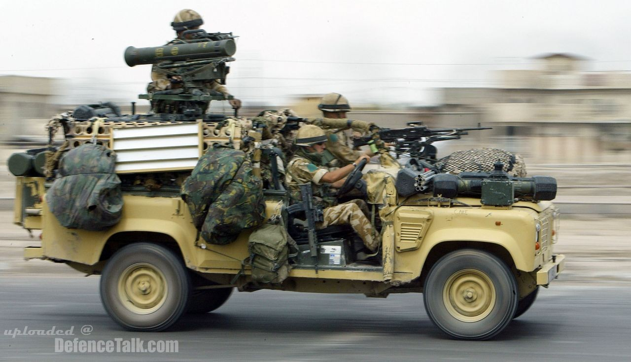 Private Security Iraq