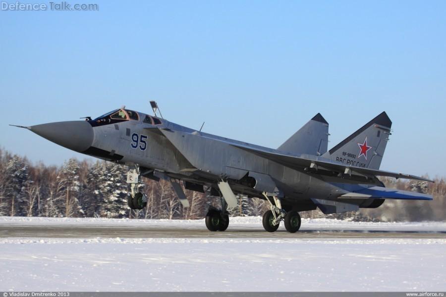 MiG-31BM | DefenceTalk Forum