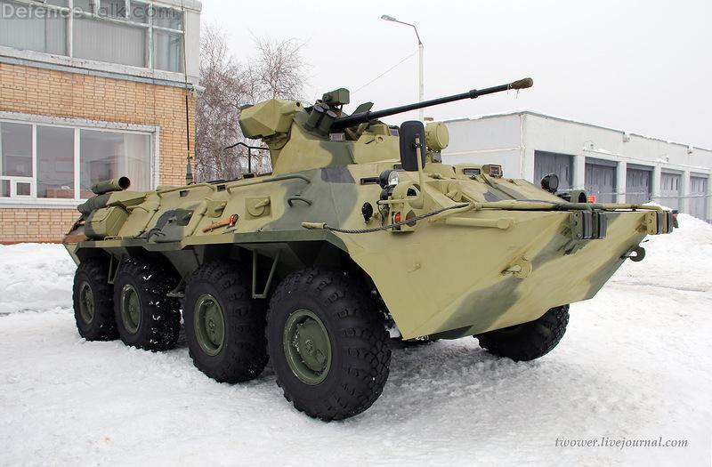 BTR-82   Defence Forum & Military Photos - DefenceTalk