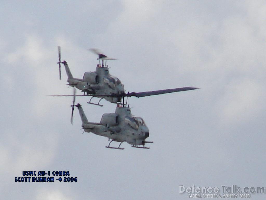 USMC AH-1W Cobra Attack Helicopter   Defence Forum & Military Photos - DefenceTalk