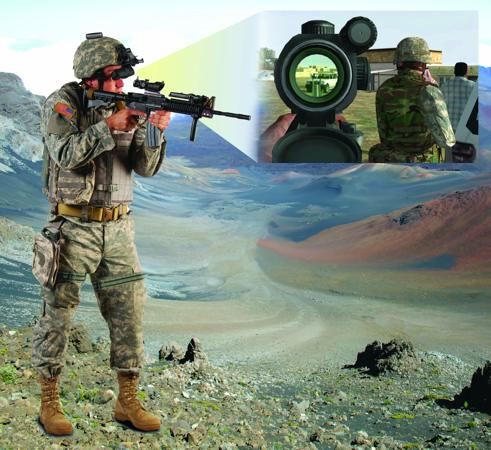 Augmented Reality In The Battlefield 2012 2016 At