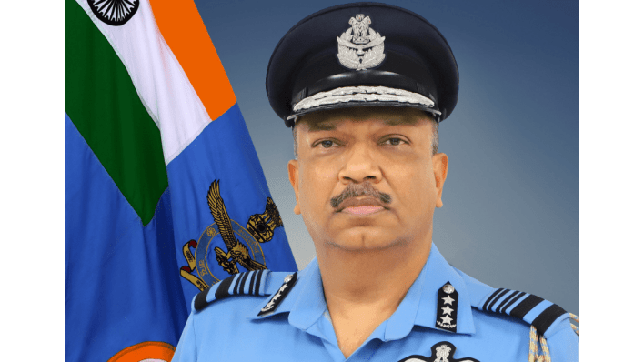 Air Marshal Sandeep Singh Assumes The Appointment Of VCAS