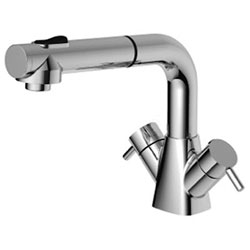 ambassador marine aidack pull out galley or head shower combo faucet