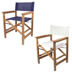 Marine Deck Chairs Linden Chair Stand Defender Seateak Folding Director S With Fabric Seat And Back