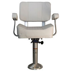 replacement captains chairs for boats rolling chair mats hardwood floors marine helm seats defender springfield deluxe captain s seat package