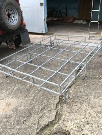 DEFENDER2.NET - View topic - [For Sale] Brownchurch Roof Rack