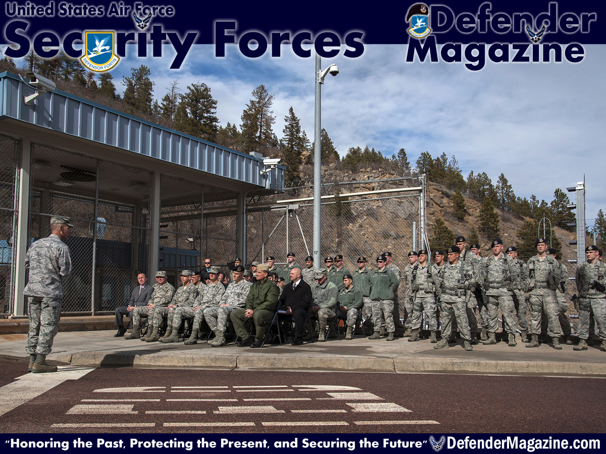 Security Forces Magazine
