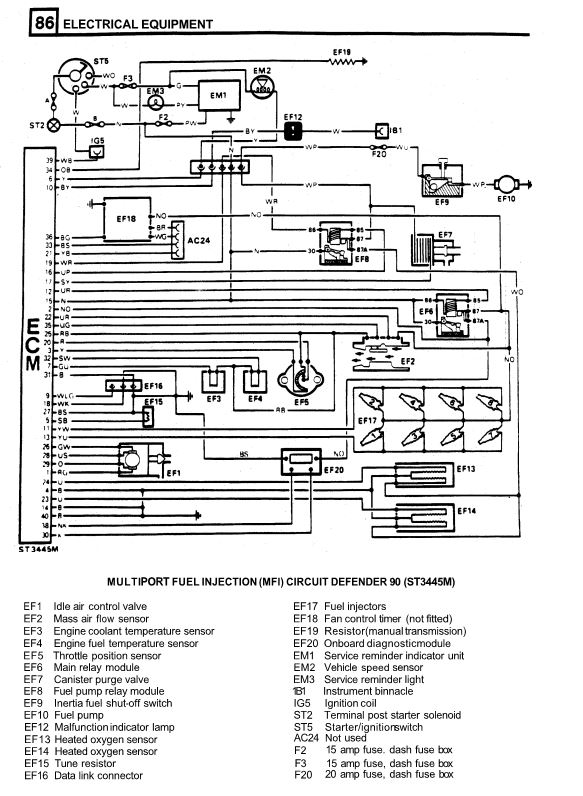 [DIAGRAM] Land Rover 109 Wiring Diagram FULL Version HD