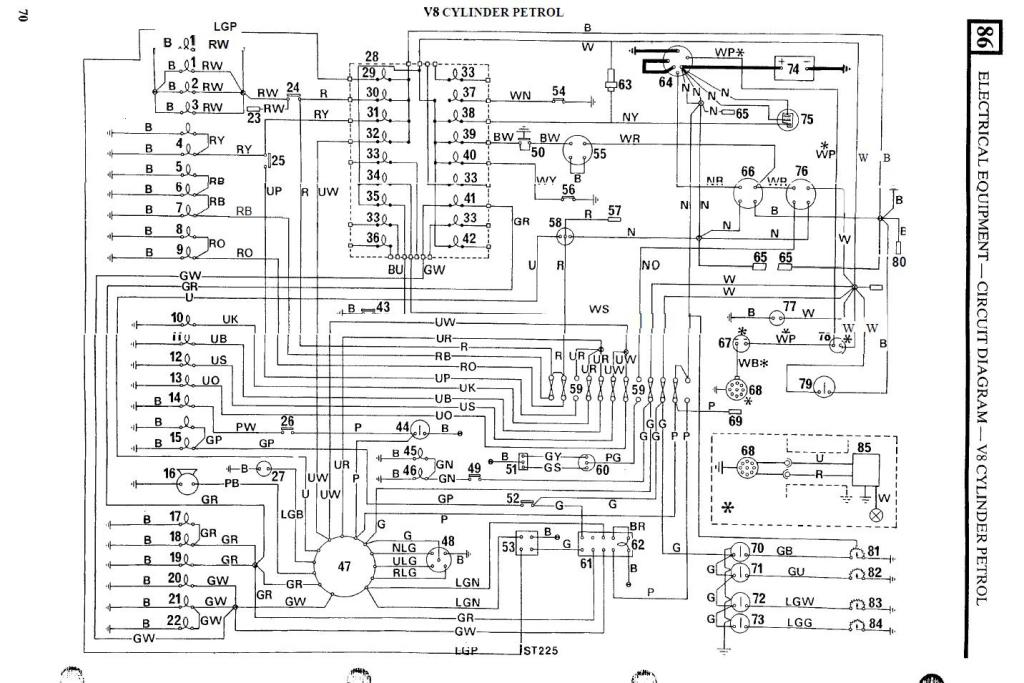 [DIAGRAM] Land Rover Defender Wiring Diagram Pdf FULL