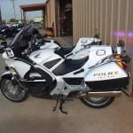 radar Honda ST1300 Defender Police Motorcycles | Defender Supply
