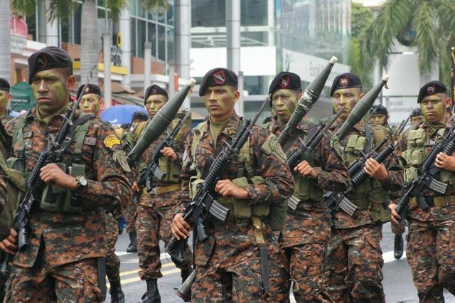 Procurador DDHH pide excluir de reforma constitucional el servicio militar obligatorio