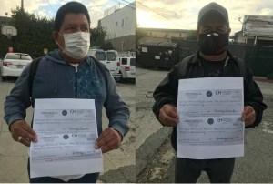 Caso Isaias y Luis Garcia-Abogaddos de Desalojo en los Angeles