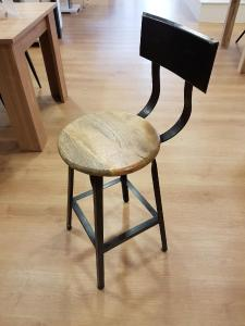 Tabouret Oxyd