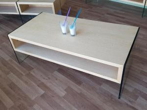 Table basse Oak