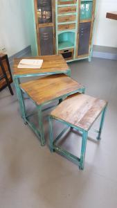 Table gigogne Atelier