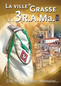Parrainage du 3e RAMa par la ville de Grasse