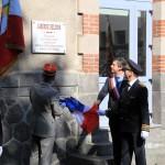 Aurillac : 100 villes, 100 héros, 100 drapeaux