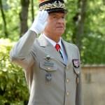Général Martial de Braquilanges, nouveau gouverneur militaire de Lyon
