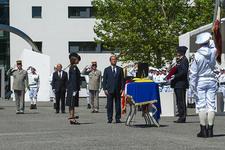 Cérémonie d'hommage au major Bouzet - samedi 11 août à Varces